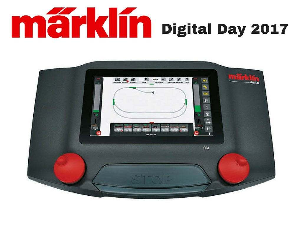 Märklin Digital Day 2017