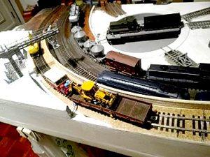 plastico ferroviario francese epoca IV