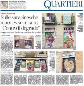 Articolo 15 agosto 2017 La Stampa Artuffo Paolo Coccorese