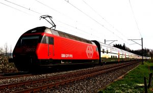 FFS Re 460 - Svizzera