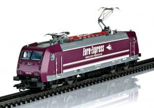 La Märklin DB Serie 146.0 in tutto il suo splendore.