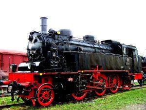 L'ultimo esemplare della DB Gruppo 75.5, la 1118.