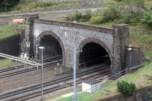 Il tunnel del Gottardo