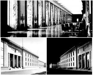 La Nuova Cancelleria del Reich, così come la volle Hitler e la progettò Albert Speer