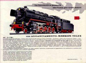 Märklin Vintage 30470 gruppo 44 DB