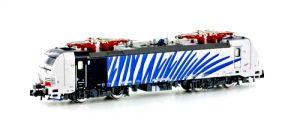 Hobbytrain Scala N - Locomotiva elettrica BR 193 Vectron, con sonoro.