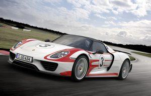 La Porsche 918 WS è un'auto da gara con la targa: niente di meno.