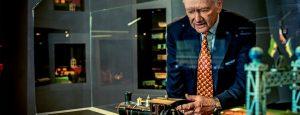 Hans-Peter Porsche si coccola il suo museo di modellini