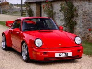 La Porsche 911/993: la più bella 911 di sempre.