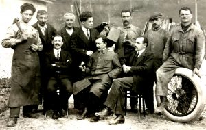 operai svizzera italiana 1920