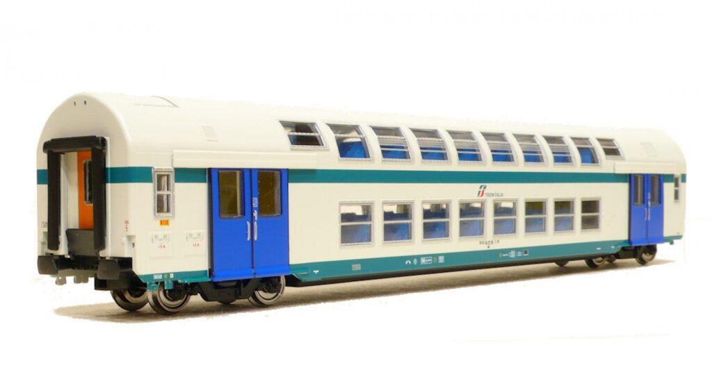 Vitrains 3097 - Carrozza Trenitalia