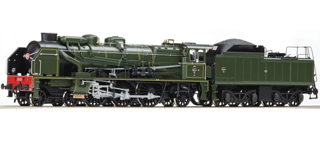 Roco 73079 - Locomotiva a vapore Gruppo 231 E, SNCF